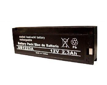 YUASA NP2.3-12 Battery Replacement (14362)