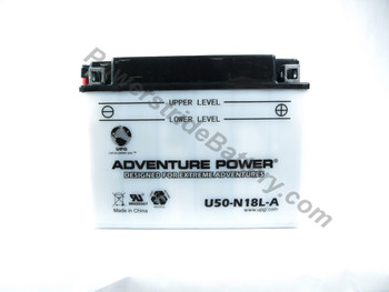 """Please Search """"WP50-N18L-A Motorcycle Battery - C50N18LA"""" As Suitable Replacement **(Discontinued)** (112814)"""
