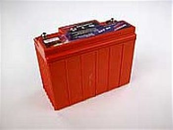Bombardier DS650 ATV Battery - by Odyssey (PC545)