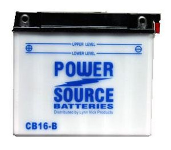 Buell S2 Motorcycle Battery - CB16-B