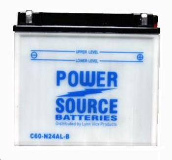 C60-N24AL-B Battery