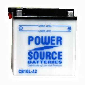 CB10L-A2 Motorcycle Battery