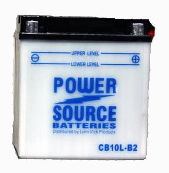 CB10L-B2 Motorcycle Battery