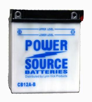 CB12A-B Motorcycle Battery