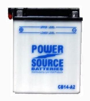 CB14-A2 Motorcycle Battery
