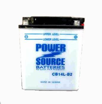 CB14L-B2 Motorcycle Battery