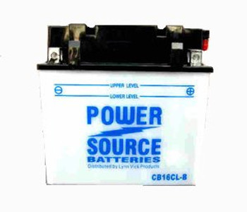 CB16CL-B Motorcycle Battery