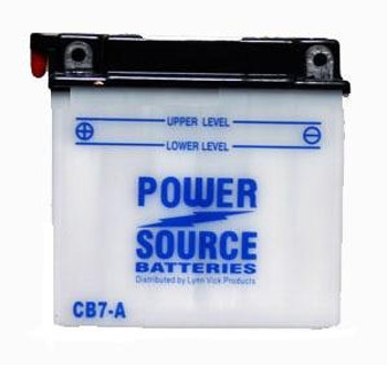 CB7-A Motorcycle Battery