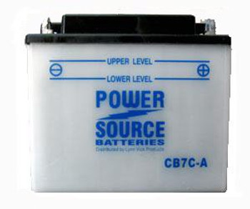 CB7C-A Motorcycle Battery
