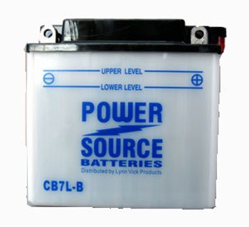 CB7L-B Motorcycle Battery