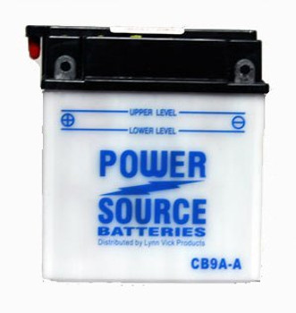 CB9A-A Motorcycle Battery