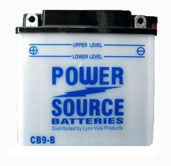 CB9-B Motorcycle Battery
