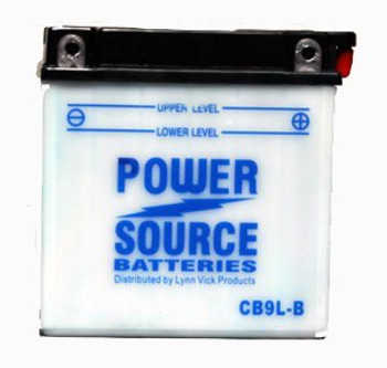 CB9L-B Motorcycle Battery