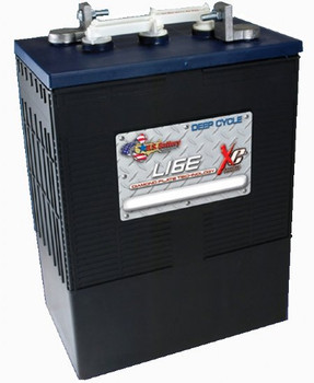 CROWN CR-370 Replacement Battery by US Battery - US L16E XC