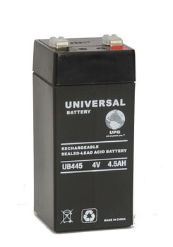 Dynacell WP454 Battery Replacement