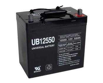 22NF Battery - UB12550 - 12 Volt 55 Amp Hr