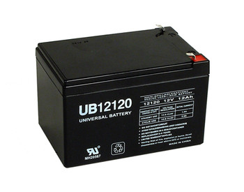 Elan EL1212V Emergency Lighting Battery