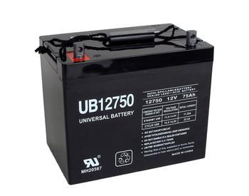 Hustler 3400 Series Zero-Turn Mower Battery