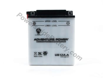 Ingersol Equipment 80XM Riding Mower Battery - UB12A-A