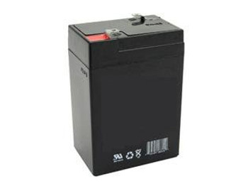 6 Volt 4.5 Ah Alarm Battery - WP4.5-6 SLA Battery