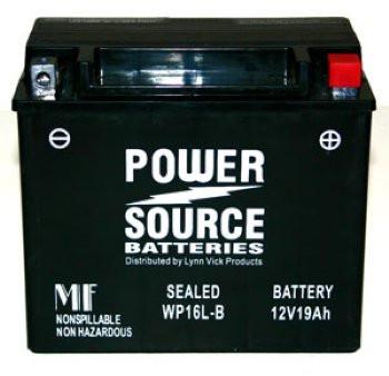 Kubota Mule 2500 Utility Vehicle Battery