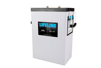 Lifeline GPL-L16T Deep Cycle AGM Battery