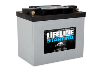 Lifeline GPL-1400T Starting Battery