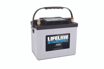 Lifeline GPL-2400T Starting Battery