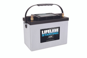 Lifeline GPL-2700T Starting Battery