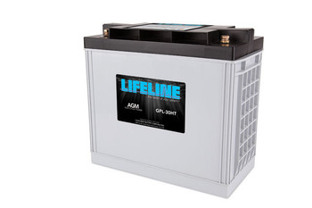 Lifeline GPL-30HT Deep Cycle AGM Battery