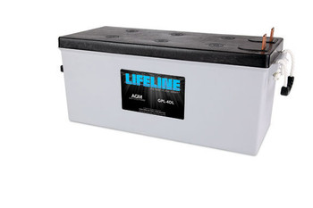 Lifeline GPL-4DL Deep Cycle AGM Battery