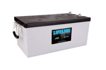 Lifeline GPL-8DA Deep Cycle AGM Battery