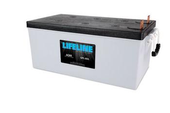 Lifeline GPL-8DL Deep Cycle AGM Battery