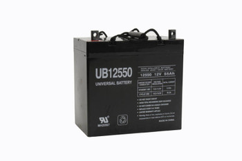 Merits Health Products MP3R (Gemini) Wheelchair Battery