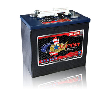 NAPA 8280D Replacement Battery by US Battery - US 250E XC2