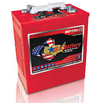 NEW CASTLE S185 Replacement Battery by US Battery - US 305HC XC2