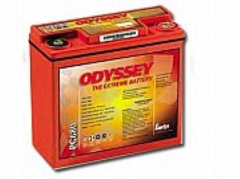 Odyssey PC680MJ Battery