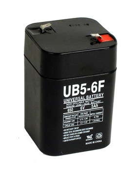 Powersonic PS-650L Battery Replacement