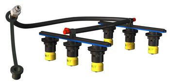 PRO-FILL RV2000 Watering Kit for 2 - 6V Batteries