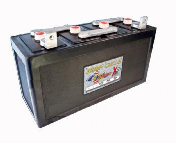 11-4-1  8 Volt Marine Battery (discontinued)