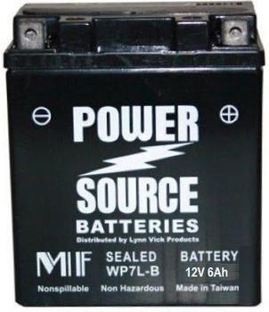 Suzuki DR250S ER Motorcycle Battery