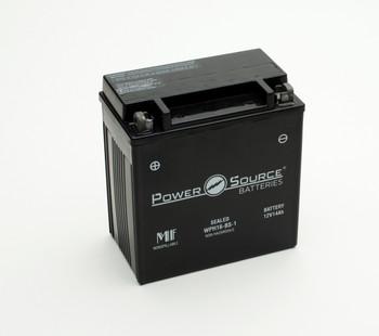 Suzuki LT-F500F Manual ATV Battery