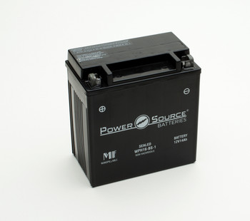 Suzuki LT-F500F Quadmaster ATV Battery