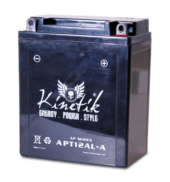 Adventure Power UT12CL AGM Battery - YT12AL-A