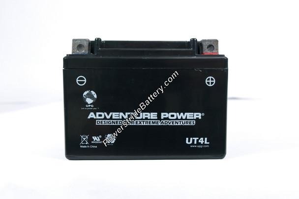 Adventure Power UT4L AGM Battery - YTX4L-BS