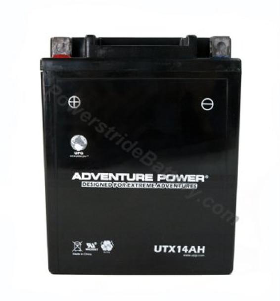 Adventure Power UTX14AH AGM Battery - YTX14AH
