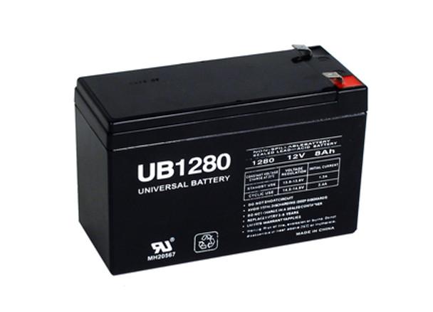 APC SUA750RM2U Replacement Battery