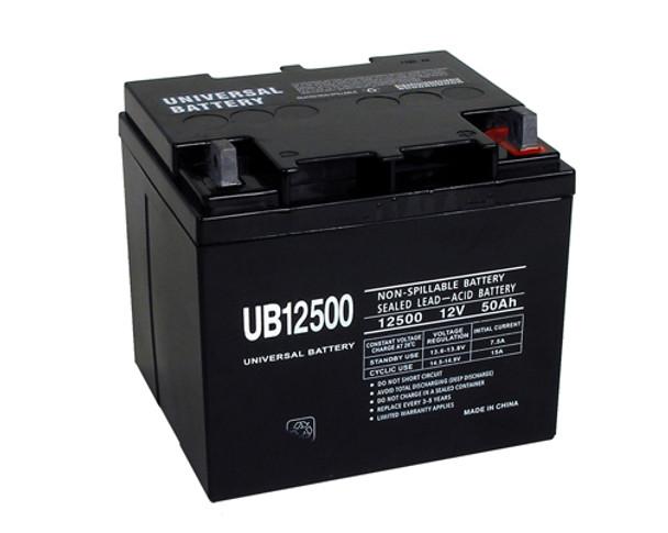 UB12500 - 12 Volt 50 Ahr Battery