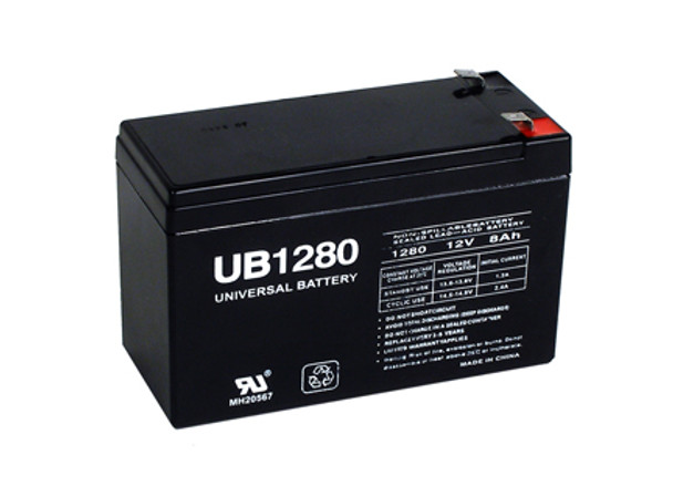 12 Volt 8 Ah SLA Battery - UB1280F2 (D5779)