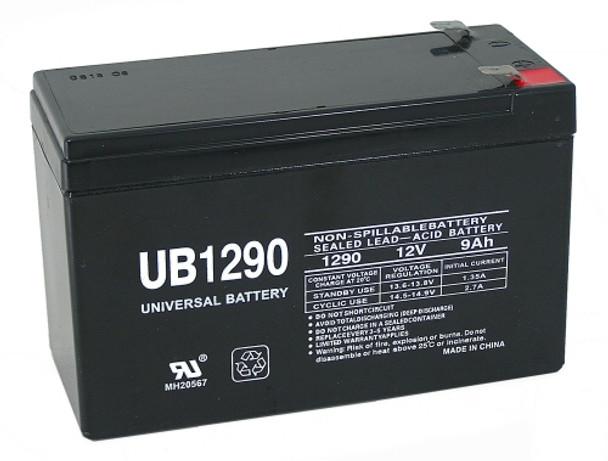 12 Volt 9 Ah SLA Battery UB1290F2